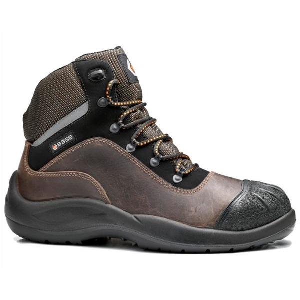 Zapatos de seguridad BASE B0416N RAIDER TOP S3