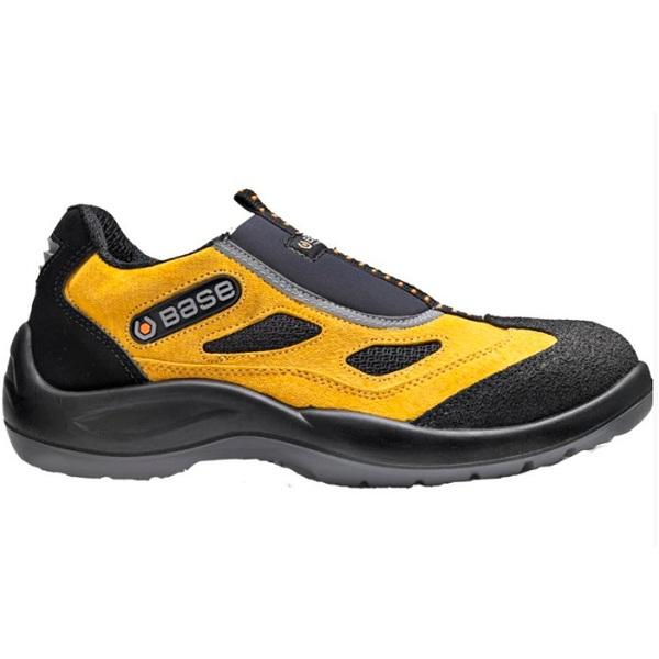 Zapatos de seguridad BASE B0475 FOUR HOLES S1P