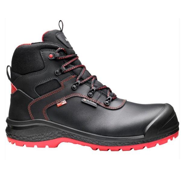 Zapatos de seguridad BASE B0895S BE-DRY MID HRO S3 WR SR
