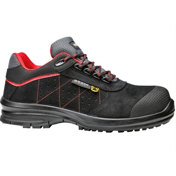 Zapatos de seguridad BASE B0953B CURSA S1P ESD SRC