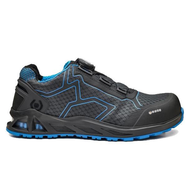 Zapato de seguridad  BASE  B1005B K-TREK S1P HRO
