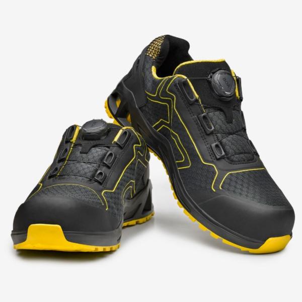 Zapato de seguridad  BASE B1005C K-RUSH S1P HRO