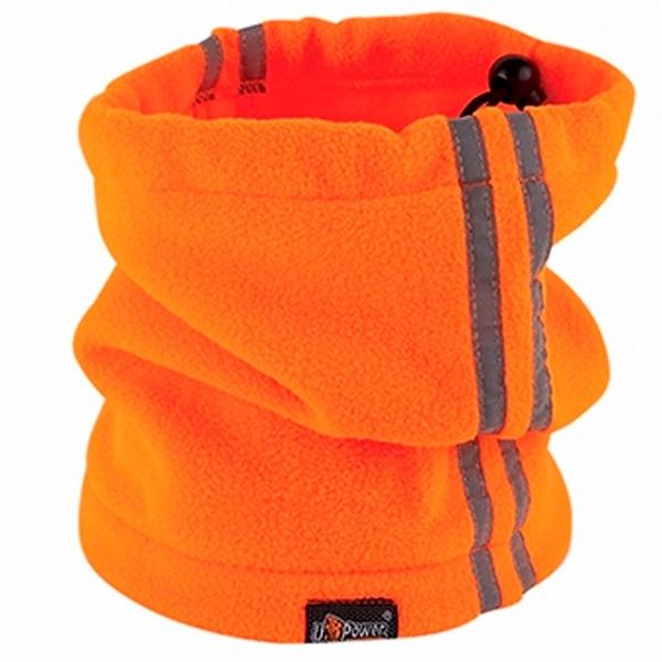 Braga de cuello U-Power Scaldacollo Orange Fluo Pack 6 Unidades