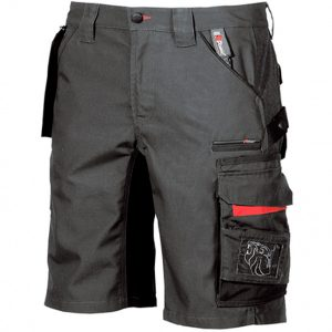 Bermudas U-Power Start Back Carbon