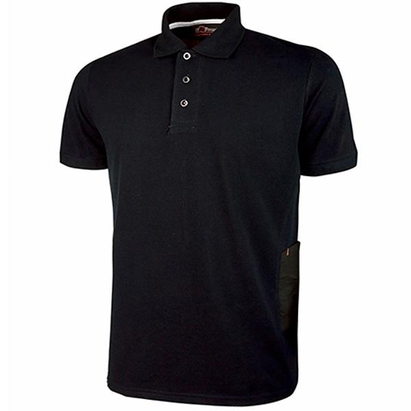 Camiseta U-Power Gap Black Carbon