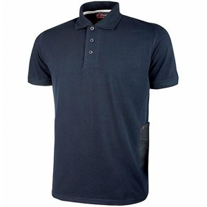 CAMISETA GAP DEEP BLUE