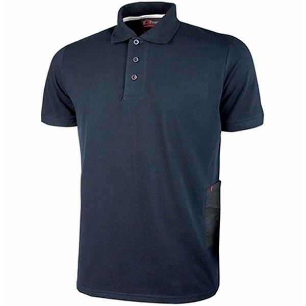 Camiseta U-Power Gap Deep Blue