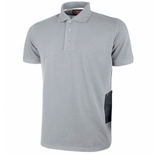 CAMISETA GAP GREY SILVER
