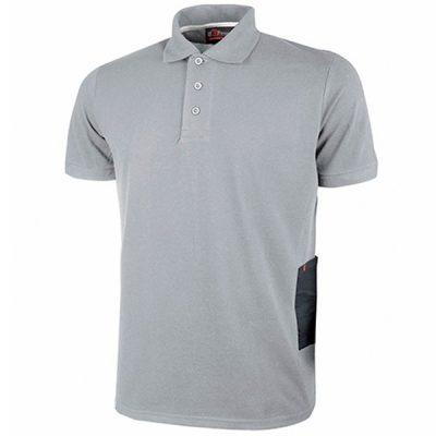 Camiseta U-Power Gap Grey Silver