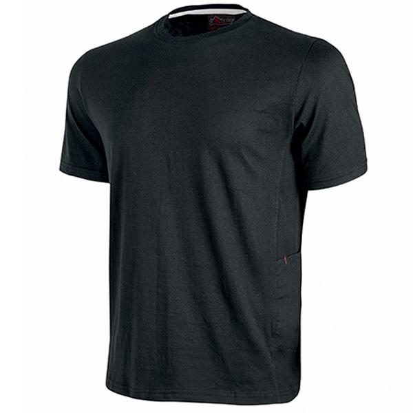 Camiseta U-Power Road Black Carbon