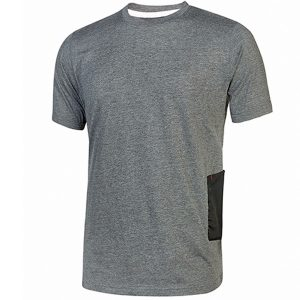 CAMISETA ROAD GREY METEORITE