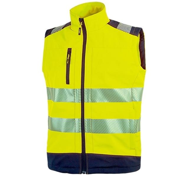 Chaleco U-Power Dany Yellow Fluo
