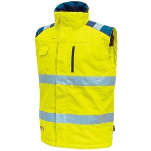 CHALECO PRIME YELLOW FLUO