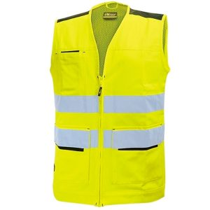 CHALECO SMART YELLOW FLUO