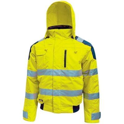 Chaqueta alta visibilidad U-Power Best Yellow Fluo