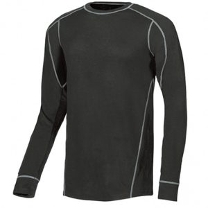 Camisa U-Power Alpin Black Carbon