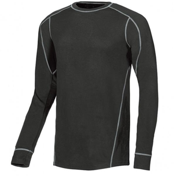 Camisa U-Power Alpin Black Carbon