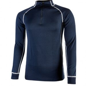 Camiseta termica U-Power Makalu Deep Blue