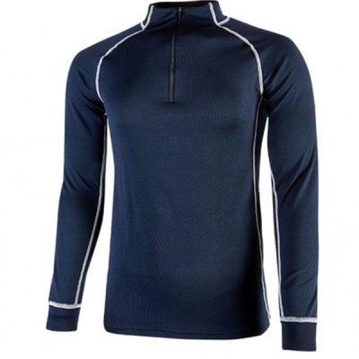 Camiseta termica U-Power Makalu Deep Blue