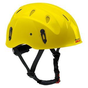 Casco Starter Sassonger amarillo