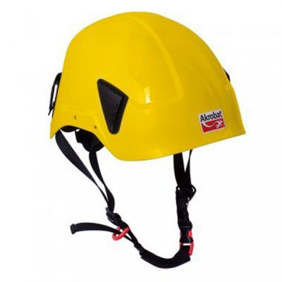 Casco Starter Texel amarillo