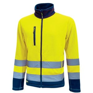 Chaqueta de alta visibilidad U-Power Hot