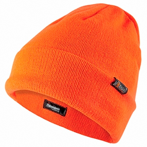 Gorro de invierno One Orange Fluo Pack 6 Unidades