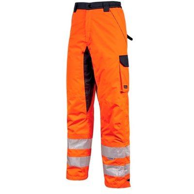 Pantalón alta visibilidad U-Power Subu Orange Fluo