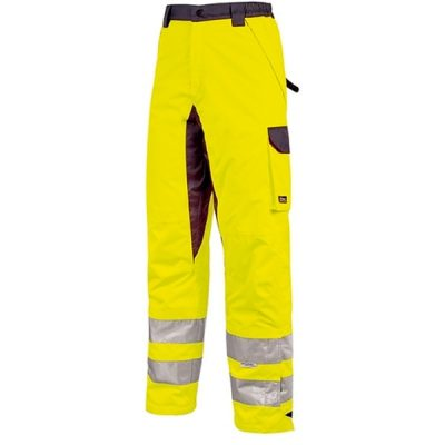 Pantalón alta visibilidad U-Power Subu Yellow Fluo