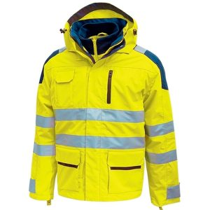 PARKA BACKER YELLOW