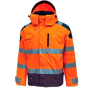 PARKA DEFENDER ORANGE