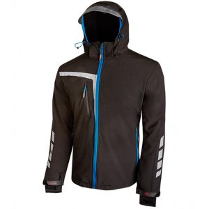 PARKA QUICK BLACK CARBON
