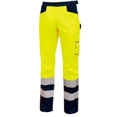 Pantalón de alta visibilidad U-Power Radiant Yellow Fluo