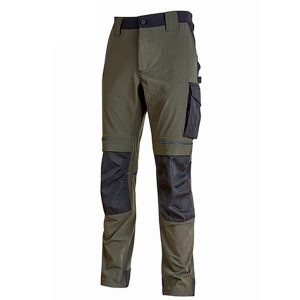 Pantalón U-Power Atom Asphalt Dark Green