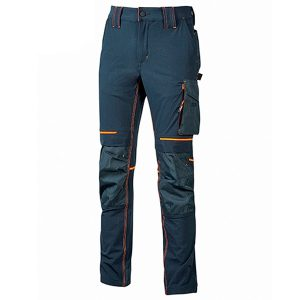 Pantalón U-Power Atom Asphalt Deep Blue