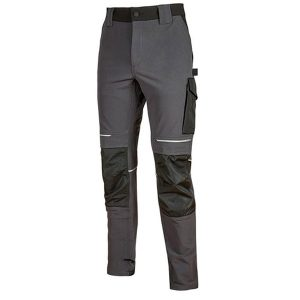 Pantalón U-Power Atom Asphalt Grey