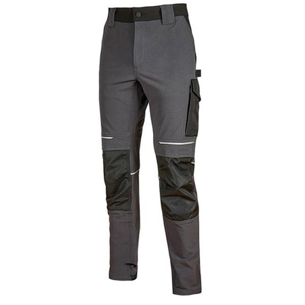 Pantalón de trabajo   U-Power Atom Asphalt Grey