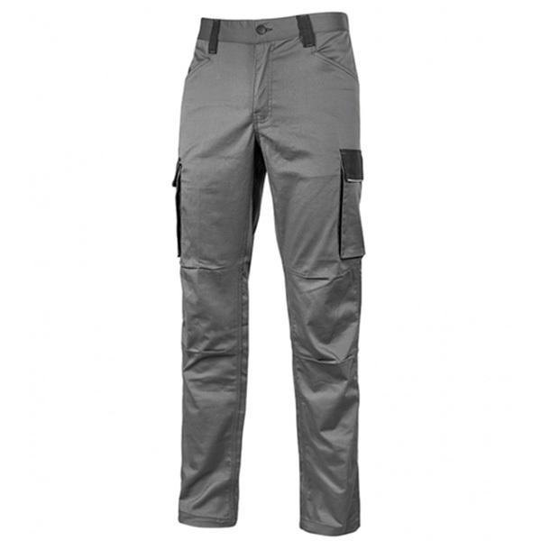 Pantalón de trabajo  U-Power Crazy Grey Iron