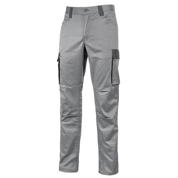 Pantalón de trabajo  U-Power Crazy Stone Grey