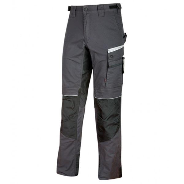 Pantalón de trabajo  U-Power Flash Asfast Grey