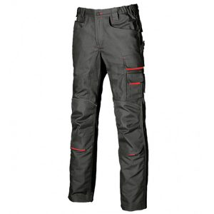 Pantalón U-Power Free Black carbon