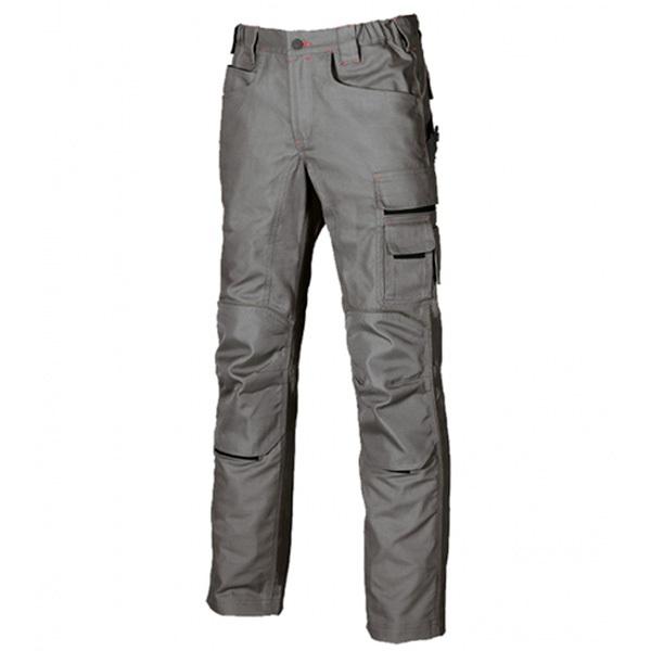 Pantalón de trabajo  U-Power Free Stone Grey