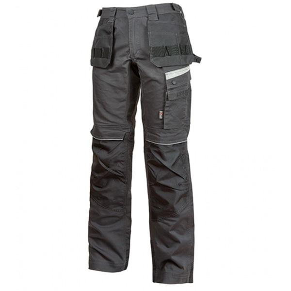 Pantalón de trabajo  U-Power Gordon Asfalt Grey