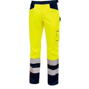 Pantalón U-Power Light Yellow Fluo