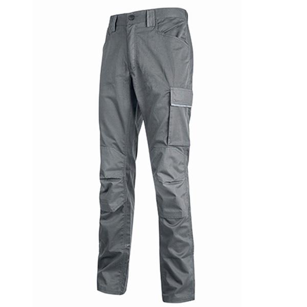 Pantalón de trabajo  U-Power Meek Grey iron