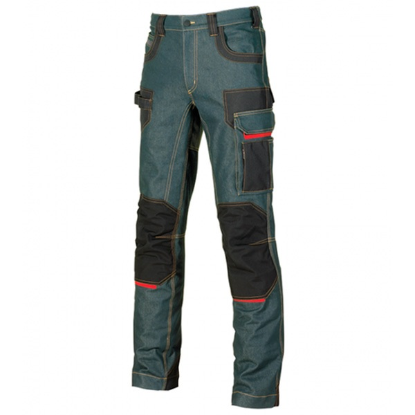Pantalón de trabajo  U-Power  Platinum Rust Jeans