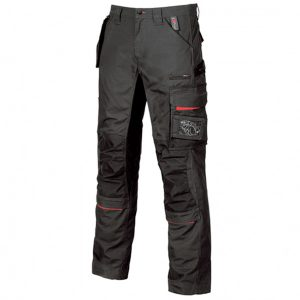 Pantalón U-Power Race Black Carbon