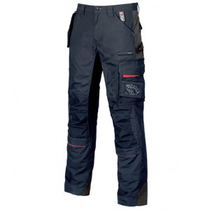 Pantalón U-Power Race Deep Blue