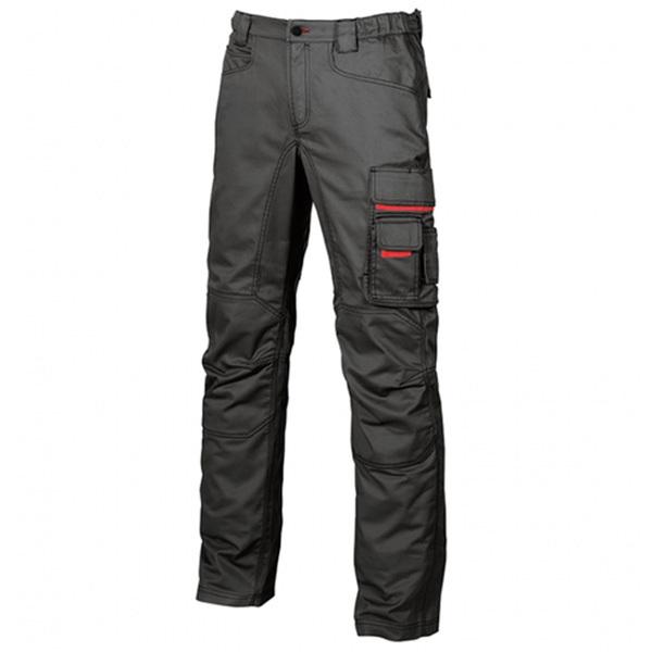 Pantalon U-Power Smile  Black carbon
