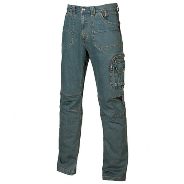 Pantalón de trabajo  U-Power Traffic Rust Jeans